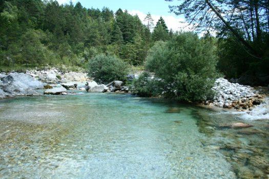Chiare, fresche e dolci acque in Val Resia