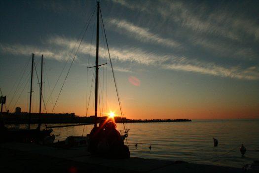 Trieste si svela: la via Napoleonica e i Caffè storici