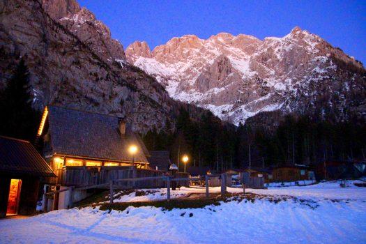 """""""Da Canobio"""": paradiso per buongustai ai piedi del Monte Coglians"""