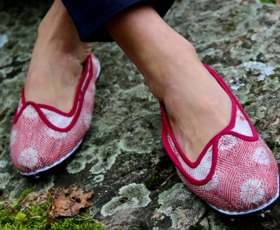 Dina&Chiara's Friulane slippers: tradition and style